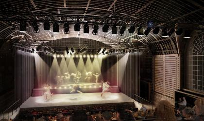 Brighton Dome Studio Theatre
