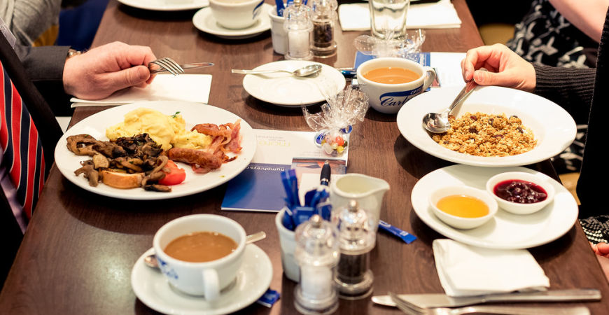 Chamber Breakfast August 2019