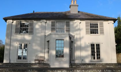 Listed building, conversion, extension and refurbishment