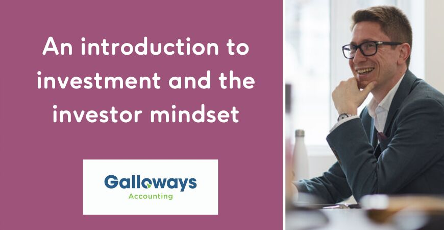 An introduction to investment and the investor mindset