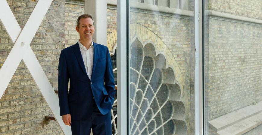 Andrew Comben, Chief Executive of Brighton Dome and Brighton Festival, shares his vision for the future of arts and culture in Brighton