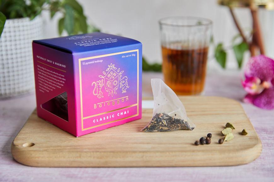 Balaggan teas – Branding