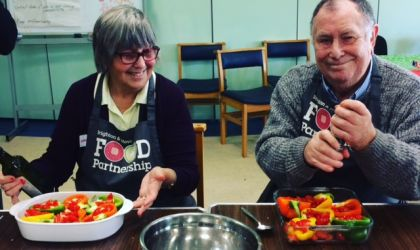 Community cookery groups