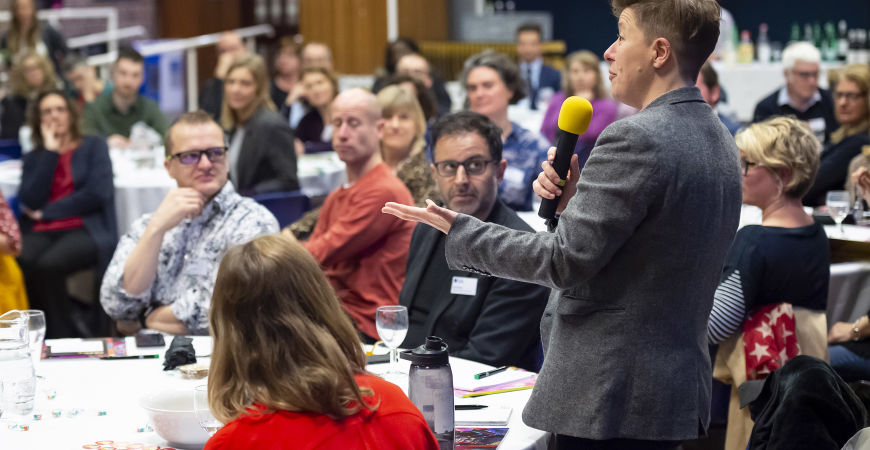 Event postponed - The Big Debate: Would a 4-day week make Brighton more productive?