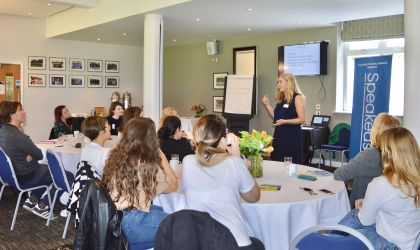Bitesized Coaching on How to Pitch like a Pro for the Chamber