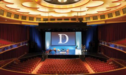 Brighton Dome Concert Hall © Jim Stephenson