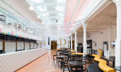 Brighton Dome Foyer Bar and Founders Room © Jim Stephenson