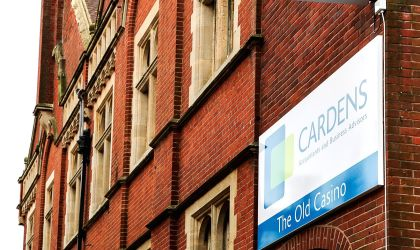 Cardens Building