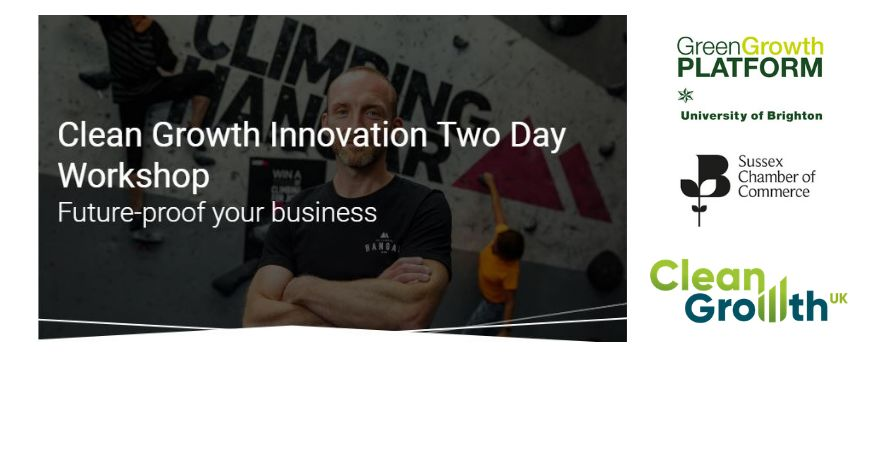 Clean Growth Innovation Sept 24 + Oct 23