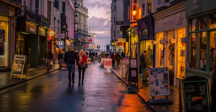 How can Brighton businesses get back on their feet after the COVID-19 lockdown?
