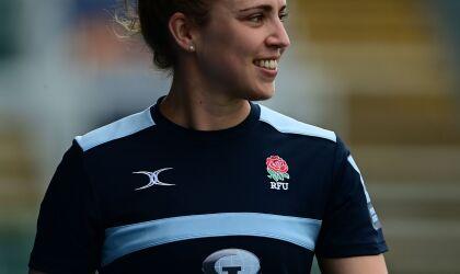 Sara Cox, International Referee (World Rugby & RFU)