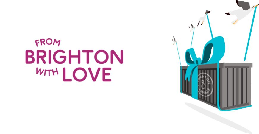From Brighton with Love: Expert panel event - Taking Brighton Business Global