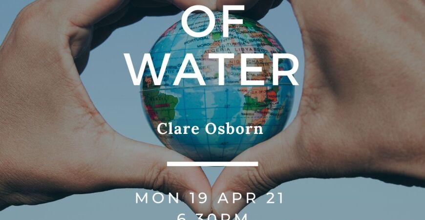 free talk   the wisdom of water