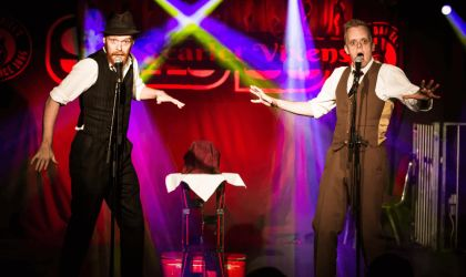 Stage Magicians