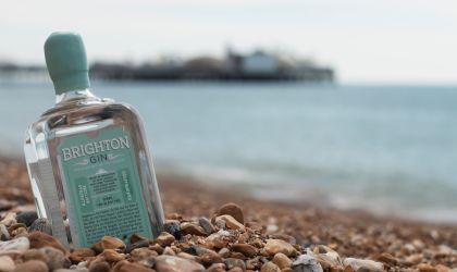Brighton Gin Pavilion Strength