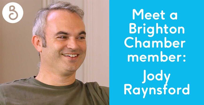 Meet a Brighton Chamber member: Jody Ranysford