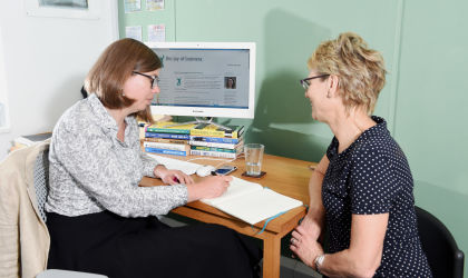 Julia Chanteray coaching conversations