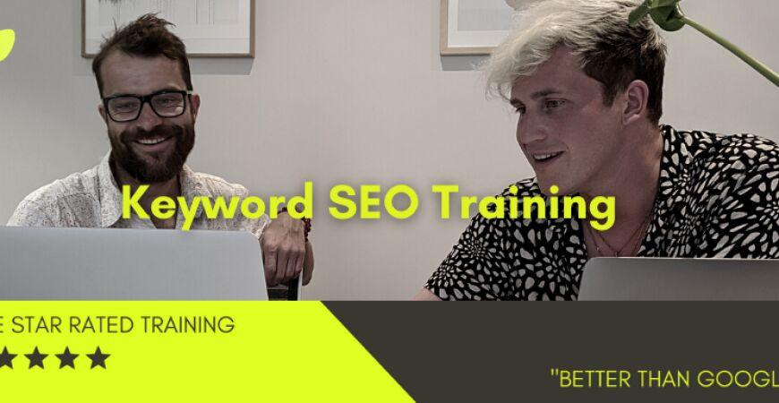 SEO Keyword Research   Online Training   Creative Bloom