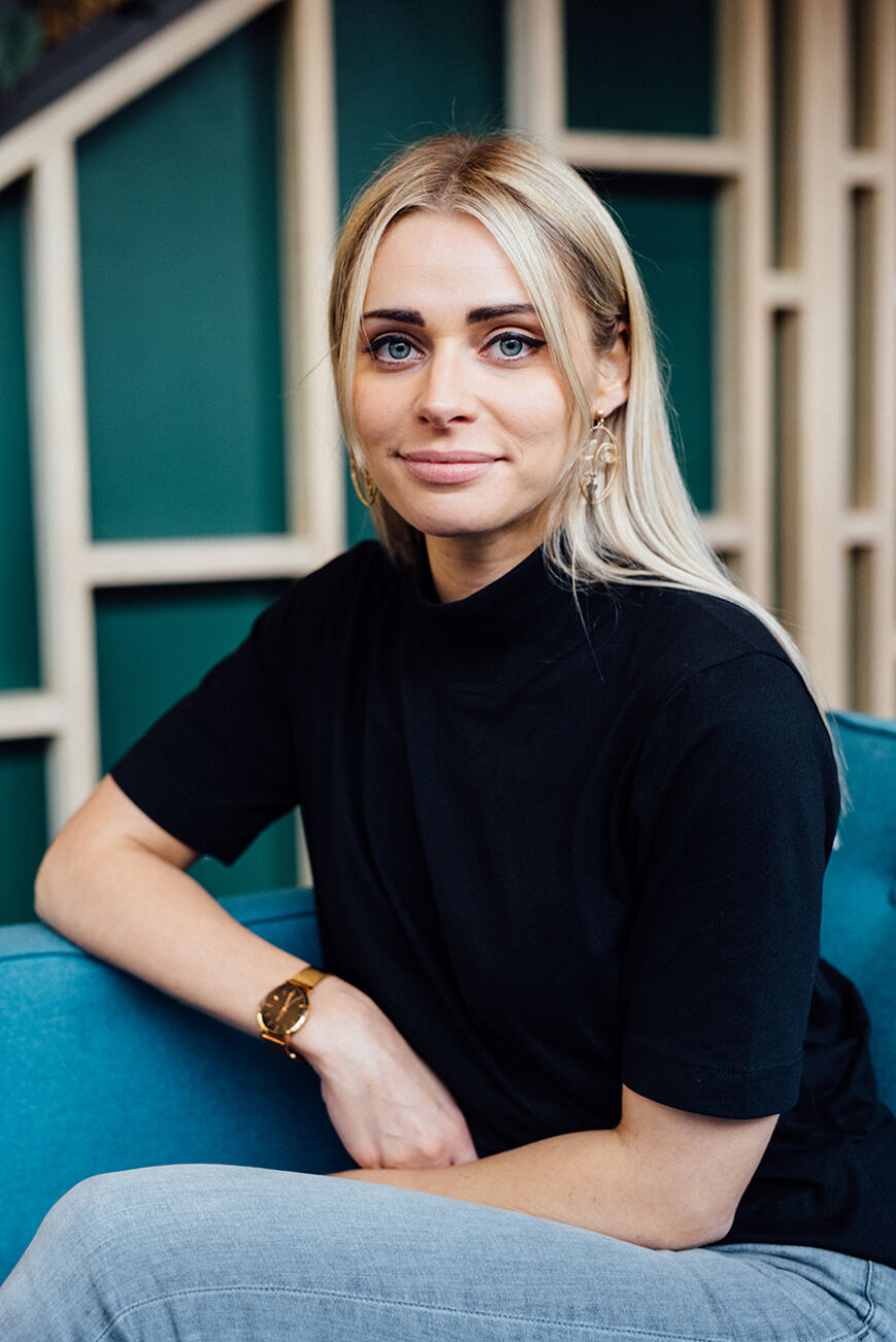 PLATF9RM appoints Kristina Pereckaite as Entrepreneurship Director