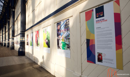 Brighton Station Exhibtion Impact Initiatives