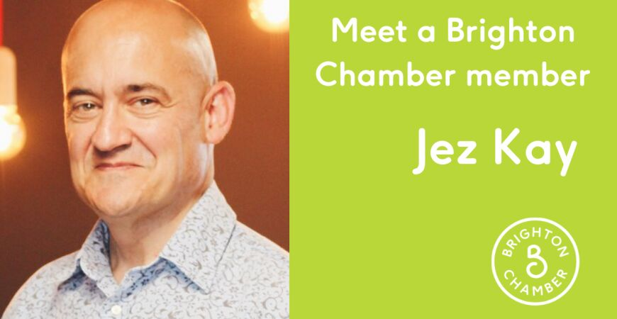 Meet a Chamber member: Jez Kay from My True Talent