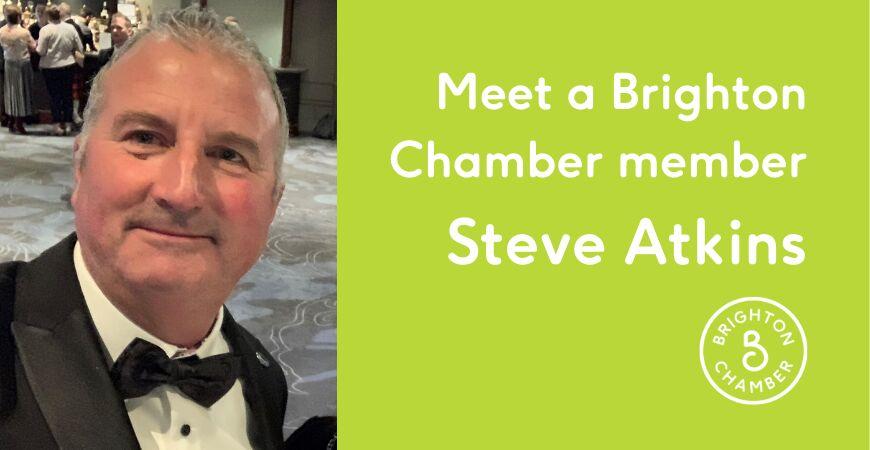 Meet a Chamber member: Steve Atkins