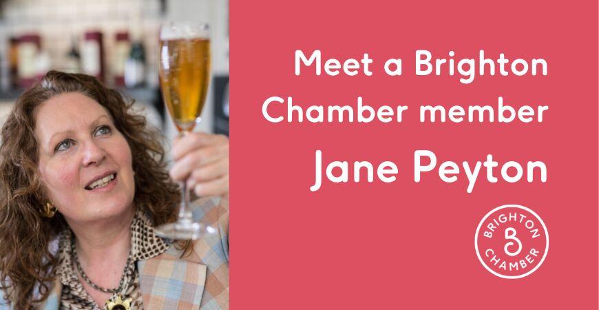 Meet a Chamber member: Jane Peyton