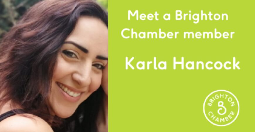 Meet a Chamber member: Karla Hancock from Off The Fence