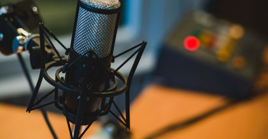 Top tips for starting a business podcast