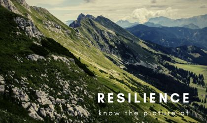 How resilient are you?  Or your company?