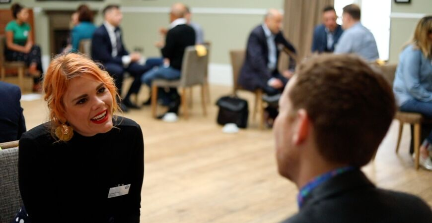 Speed networking with our neighbour Chambers (members only, in person)