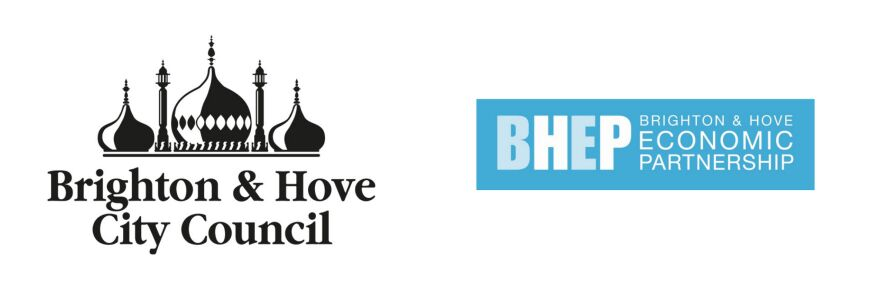 Supported by Brighton & Hove City Council with event partner Brighton & Hove Economic Partnership