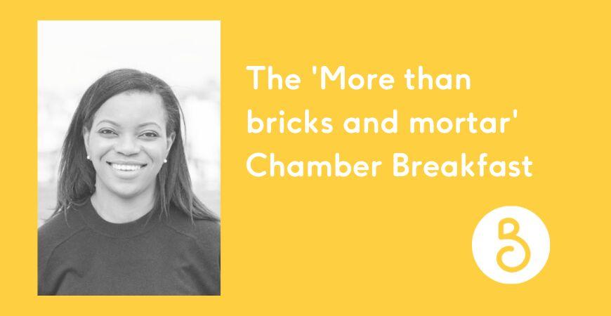 More than bricks and mortar