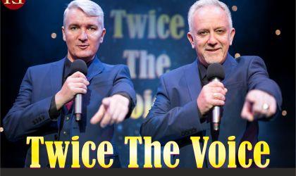 Twice The Voice - Retro Party Duo
