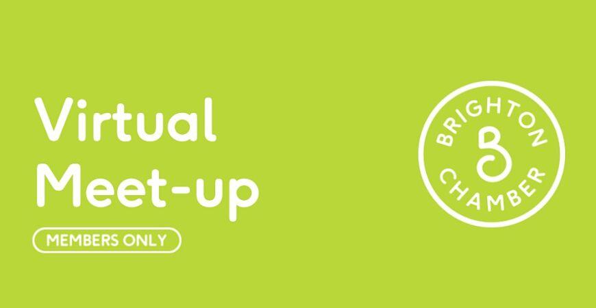 Virtual meet-up (members only)